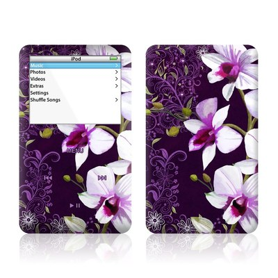 iPod Video (5G) Skin - Violet Worlds