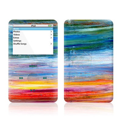 iPod Video (5G) Skin - Waterfall
