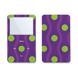 iPod Video (5G) Skin - Atomic
