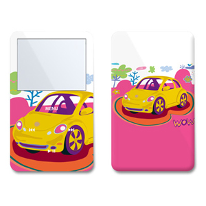 iPod Video (5G) Skin - Beetle