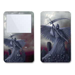 iPod Video (5G) Skin - Death on Hold