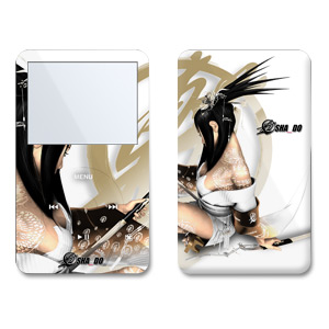 iPod Video (5G) Skin - Josei 4 Light