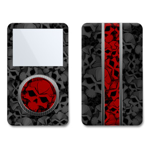 iPod Video (5G) Skin - Nunzio