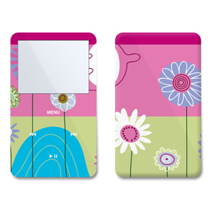 iPod Video (5G) Skin - Spring Love