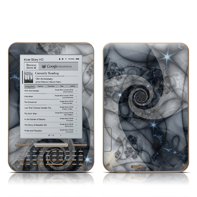 iRiver Story HD E-Reader Skin - Birth of an Idea