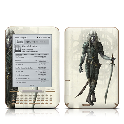 iRiver Story HD E-Reader Skin - Dark Elf
