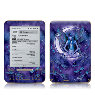 iRiver Story HD E-Reader Skin - Moon Fairy