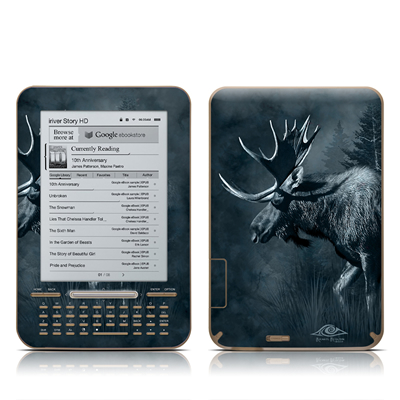iRiver Story HD E-Reader Skin - Moose