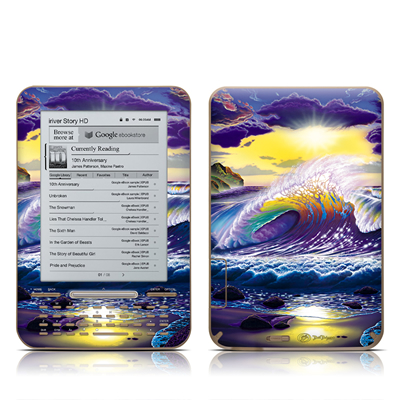 iRiver Story HD E-Reader Skin - Passion Fin