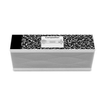 Jawbone JAMBOX Skin - Composition Notebook