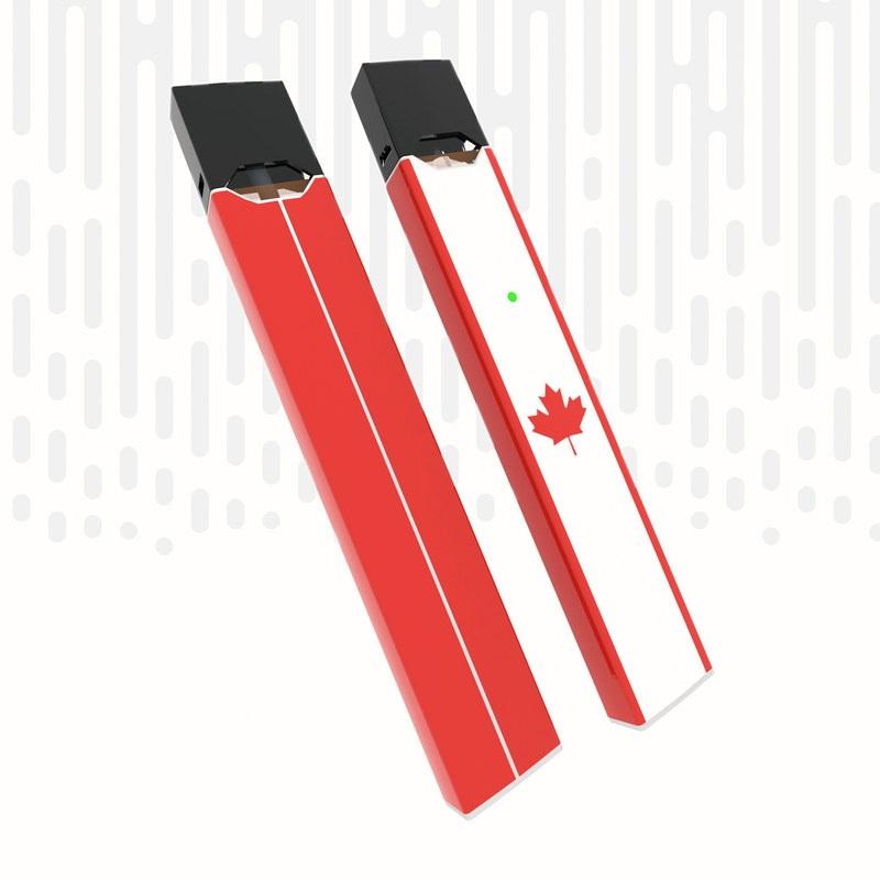Juul Vape Skin - Canadian Flag