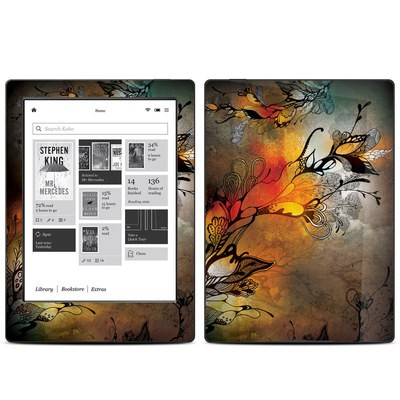 Kobo Aura H20 Skin - Before The Storm