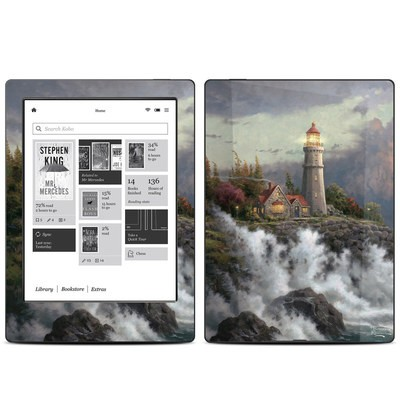 Kobo Aura H20 Skin - Conquering Storms