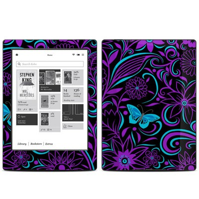 Kobo Aura H20 Skin - Fascinating Surprise