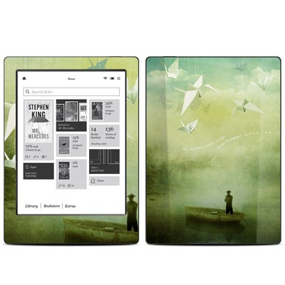 Kobo Aura H20 Skin - If Wishes