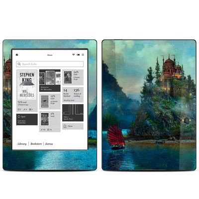 Kobo Aura H20 Skin - Journey's End