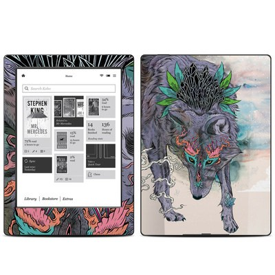 Kobo Aura H20 Skin - Journeying Spirit