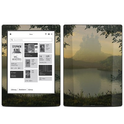 Kobo Aura H20 Skin - Once Upon A Time