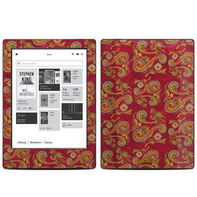 Kobo Aura H20 Skin - Shades of Fall