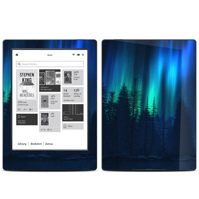 Kobo Aura H20 Skin - Song of the Sky