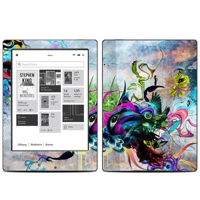 Kobo Aura H20 Skin - Streaming Eye