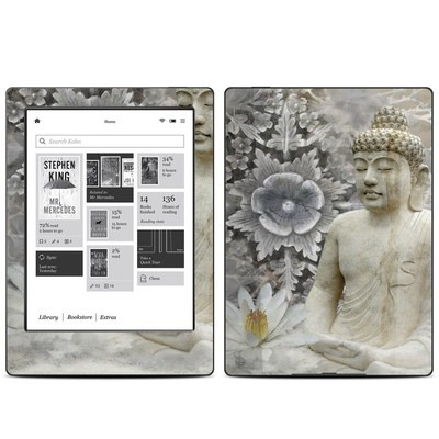 Kobo Aura H20 Skin - Winter Peace