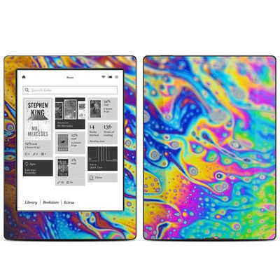 Kobo Aura H20 Skin - World of Soap