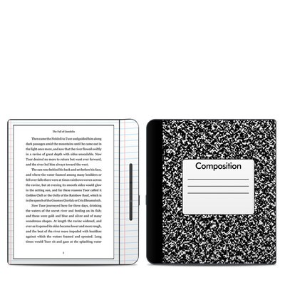 Kobo Forma Skin - Composition Notebook