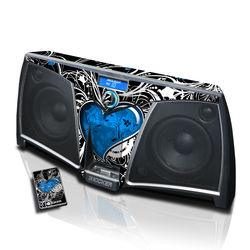 KICKER K500 Skin - Your Heart