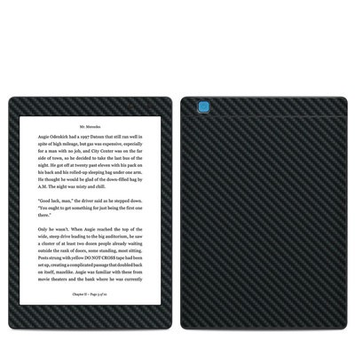 Kobo Aura One Skin - Carbon
