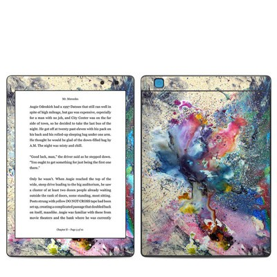 Kobo Aura One Skin - Cosmic Flower