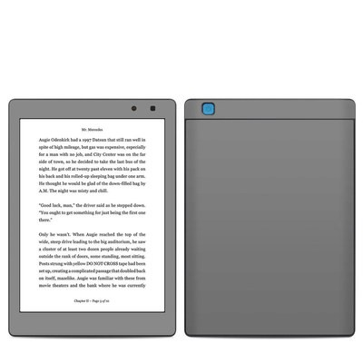 Kobo Aura One Skin - Solid State Grey