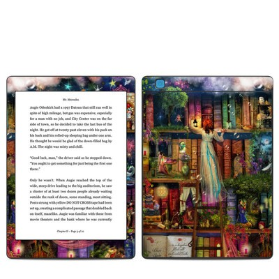 Kobo Aura One Skin - Treasure Hunt