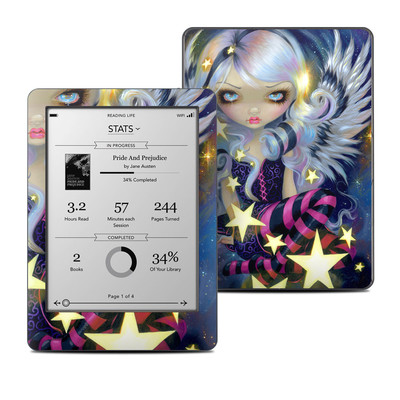 Kobo Glo Skin - Angel Starlight