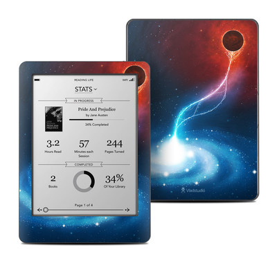 Kobo Glo Skin - Black Hole