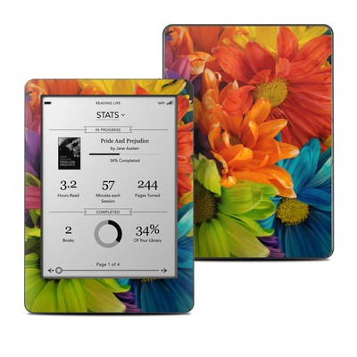 Kobo Glo Skin - Colours