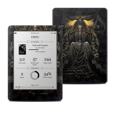 Kobo Glo Skin - Death Throne