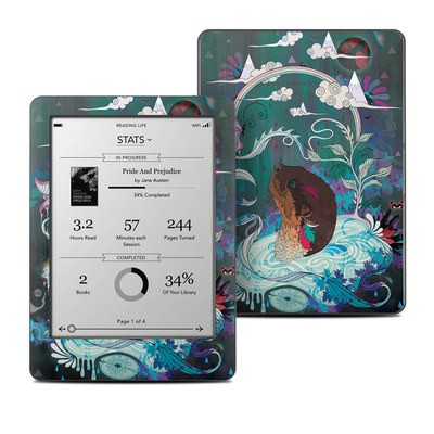 Kobo Glo Skin - Distraction