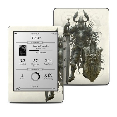 Kobo Glo Skin - Dark Knight
