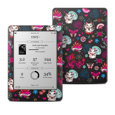 Kobo Glo Skin - Geisha Kitty