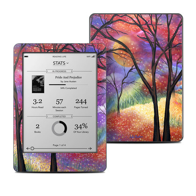 Kobo Glo Skin - Moon Meadow