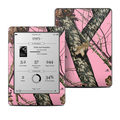 Kobo Glo Skin - Break-Up Pink
