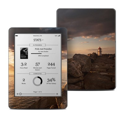 Kobo Glo Skin - Sunset Beacon