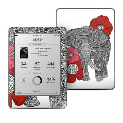 Kobo Glo Skin - The Elephant