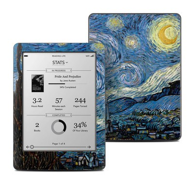 Kobo Glo Skin - Starry Night