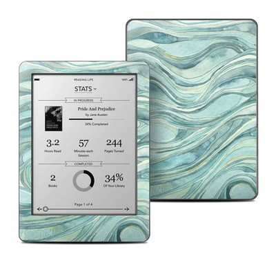 Kobo Glo Skin - Waves