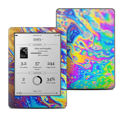 Kobo Glo Skin - World of Soap