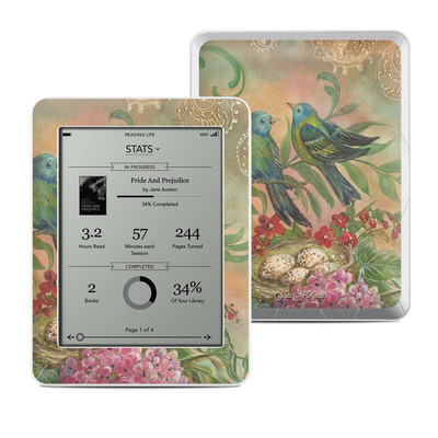 Kobo Mini Skin - Splendid Botanical