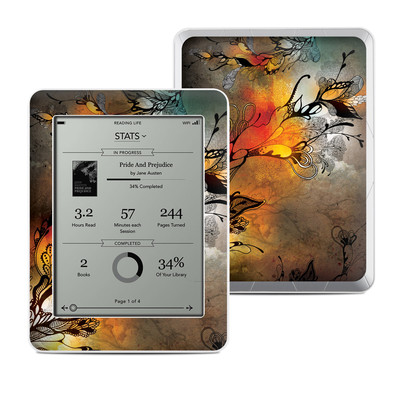 Kobo Mini Skin - Before The Storm