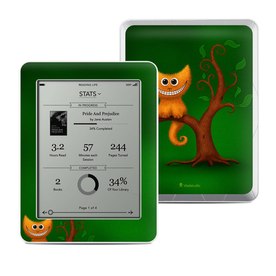 Kobo Mini Skin - Cheshire Kitten